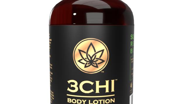 3CHI Soothe CBD Body Lotion - 200mg CBD 8oz