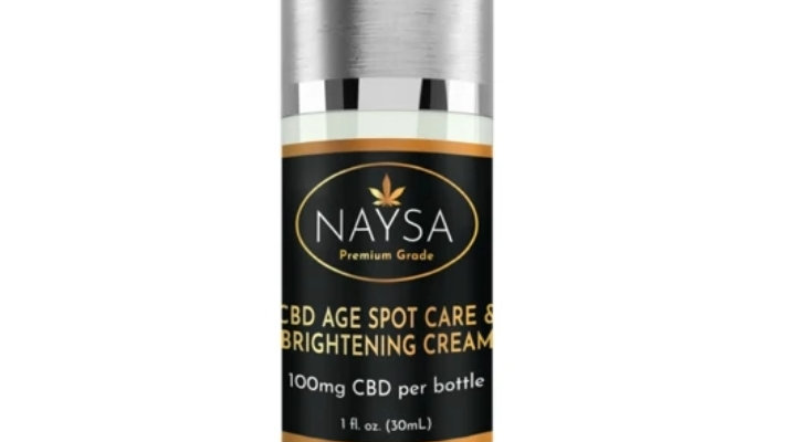 NAYSA Age Spot Care & Brightening Cream 100mg CBD