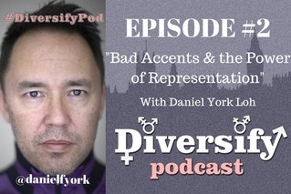 Bad Accents and the Power of Representation with Daniel York