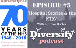 Hospital Stories and the NHS with a Junior Doctor