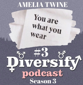 Diversify Podcast: Amelia Twine