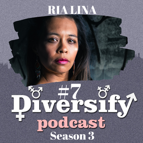 Diversify Podcast: Ria Lina