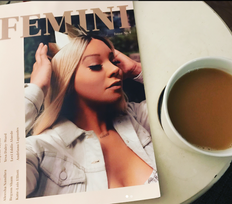 Femini Print: A tribute to Millenial Success