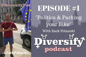 Politics and Parking Your Bike with Zac Polanski