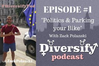 Politics and Parking Your Bike with Zac Polanski