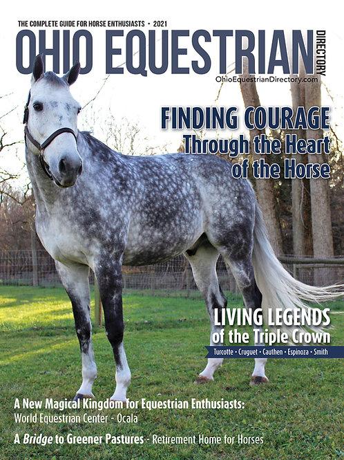 2021 Ohio Equestrian Directory