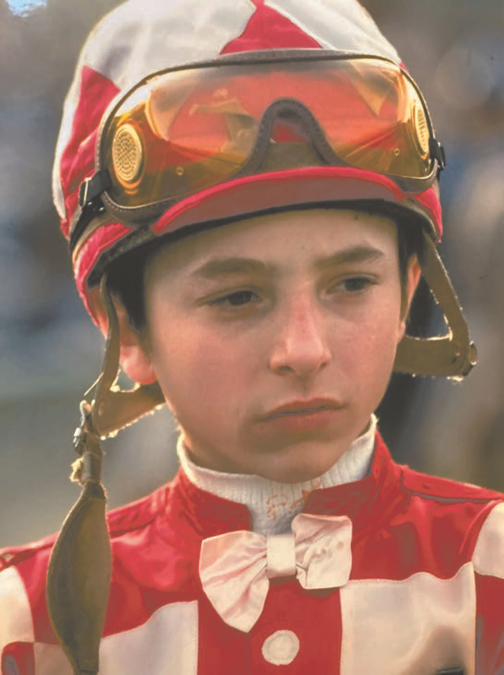 Young Steve Cauthen