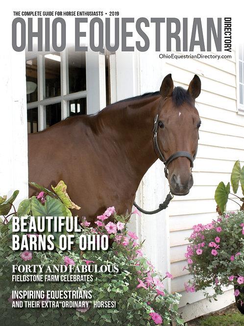 2019 Ohio Equestrian Directory