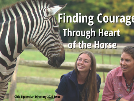 FINDING COURAGE: Through the Heart of the Horse