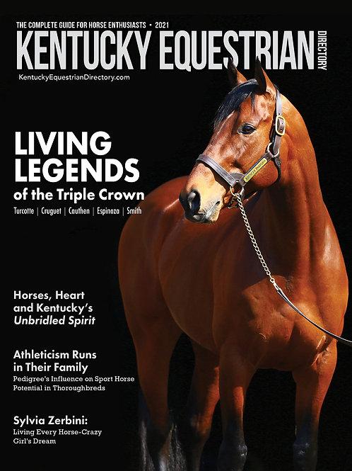 2021 Kentucky Equestrian Directory