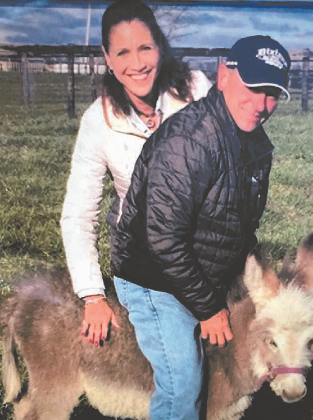 Steve Cauthen and Wife