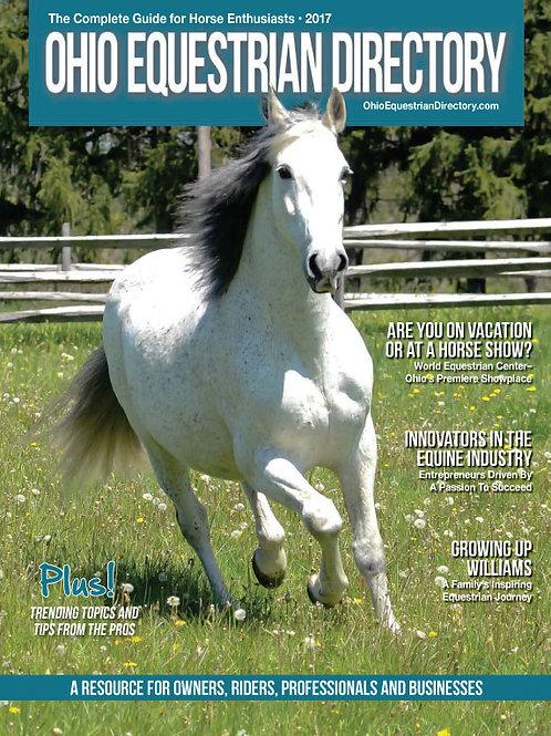 2017 Ohio Equestrian Directory