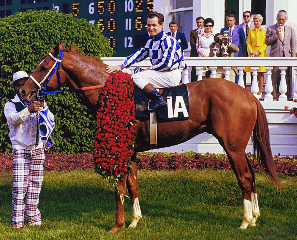 Ron Turcotte and Secretariat