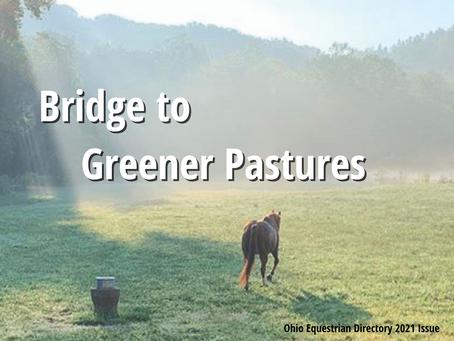 A Bridge to Greener Pastures