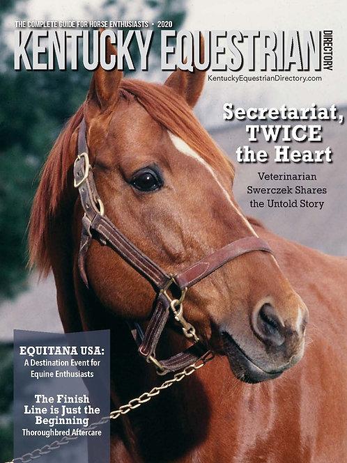 2020 Kentucky Equestrian Directory