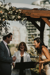 Hailey and Dave - Granville Island Hotel