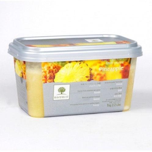 Замороженное пюре, Ананас, 1 кг
