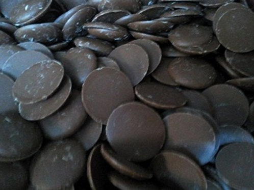 Темный шоколад 54,5% 1 кг, Callebaut
