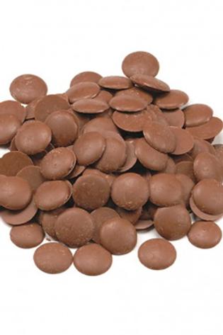 Молочный шоколад для фонтанов, Callebaut, 250гр