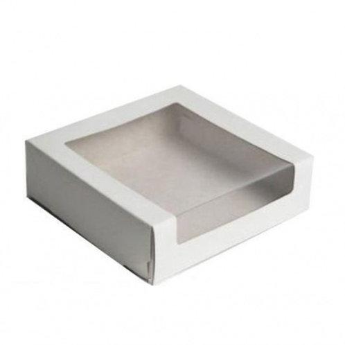 Коробка с окном 225х225х110