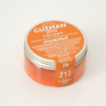 Краситель жирорастворимый желтый, 20 гр, Guzman