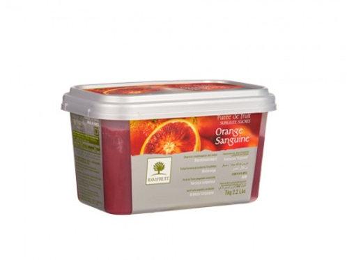 Замороженное пюре, Красный апельсин, 1 кг