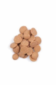 Белый шоколад с карамелью, 250гр, Callebaut
