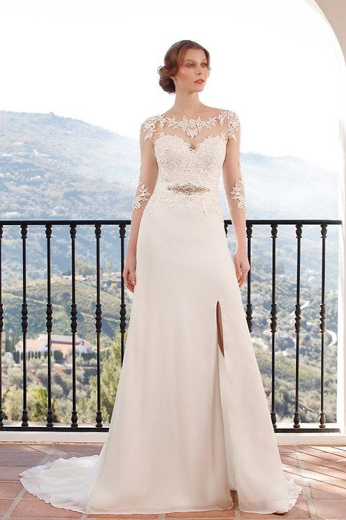 Vestido de noiva - Valleta