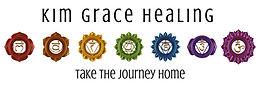 Kim Grace Healing Logo