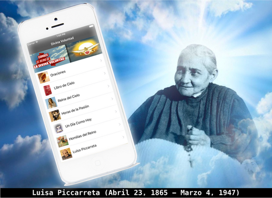 Divina Voluntad app para iPhone y iPod Touch