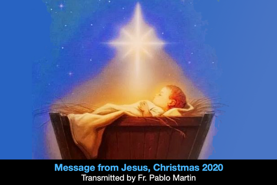 Message of Jesus Christ 2020