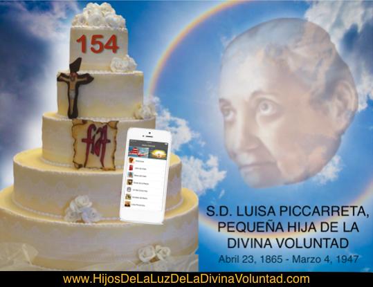 Happy Birthday #154 Luisa!!!