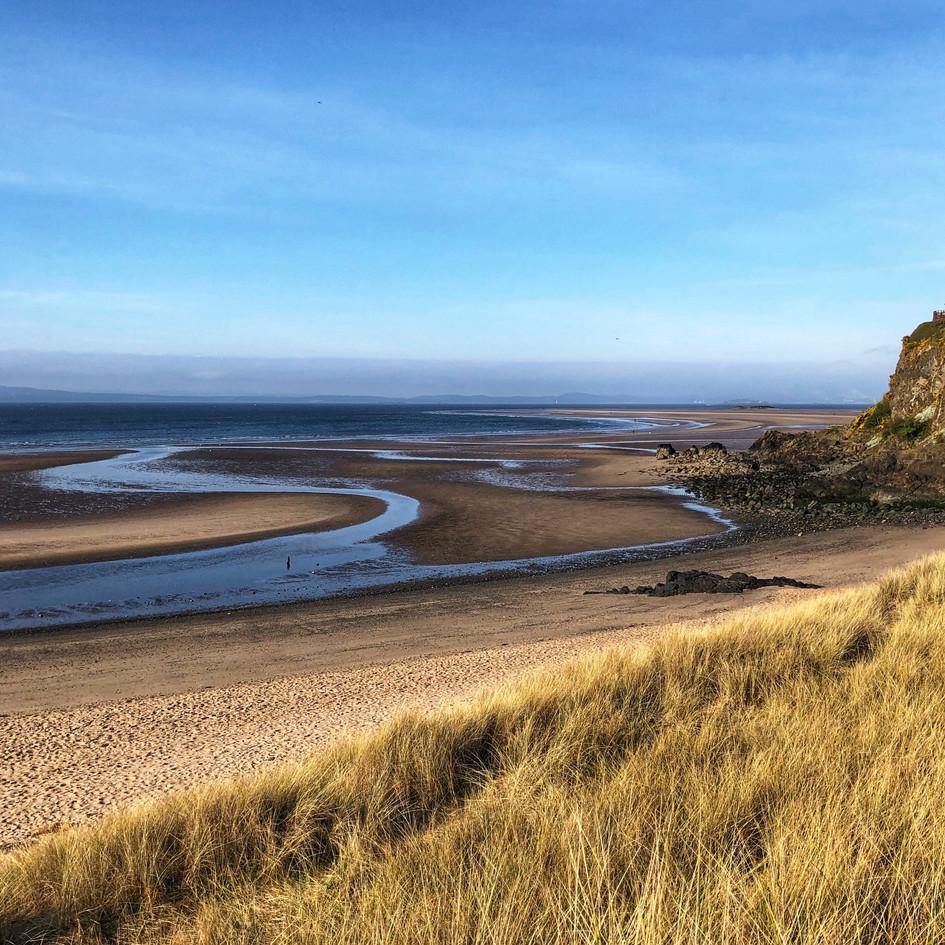 Pettycur Beach