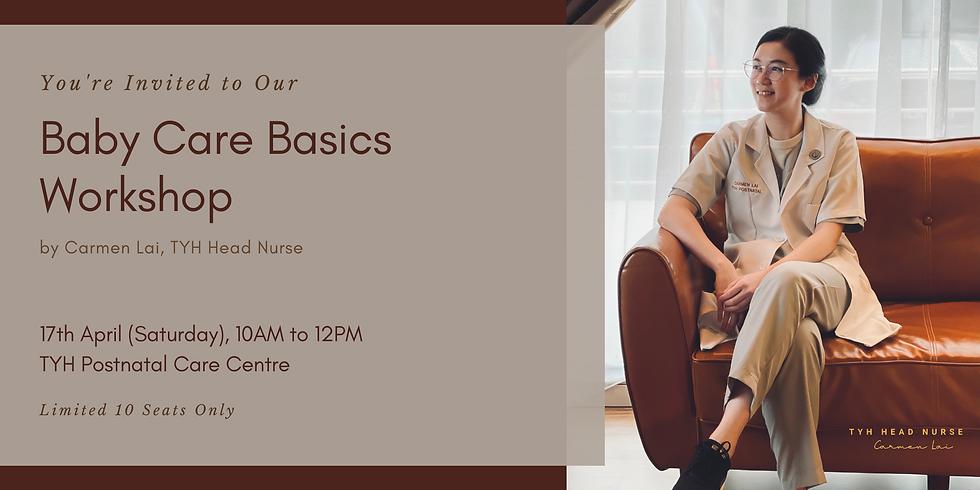 Baby Care Basics Workshop