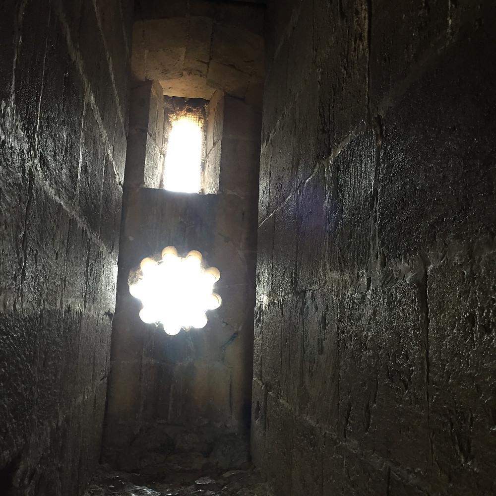 בתוך המגדל הלבן