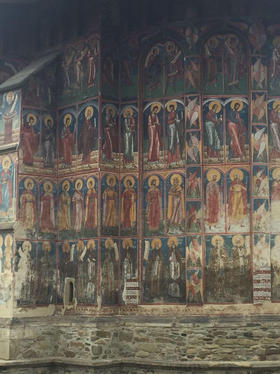 מנזר מולדוביצה
