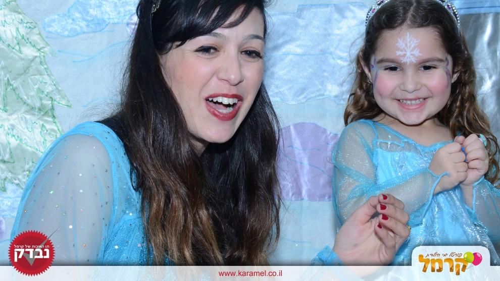 יום הולדת אלזה ואנה