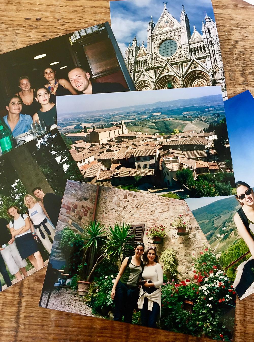 זכרונות מאיטליה