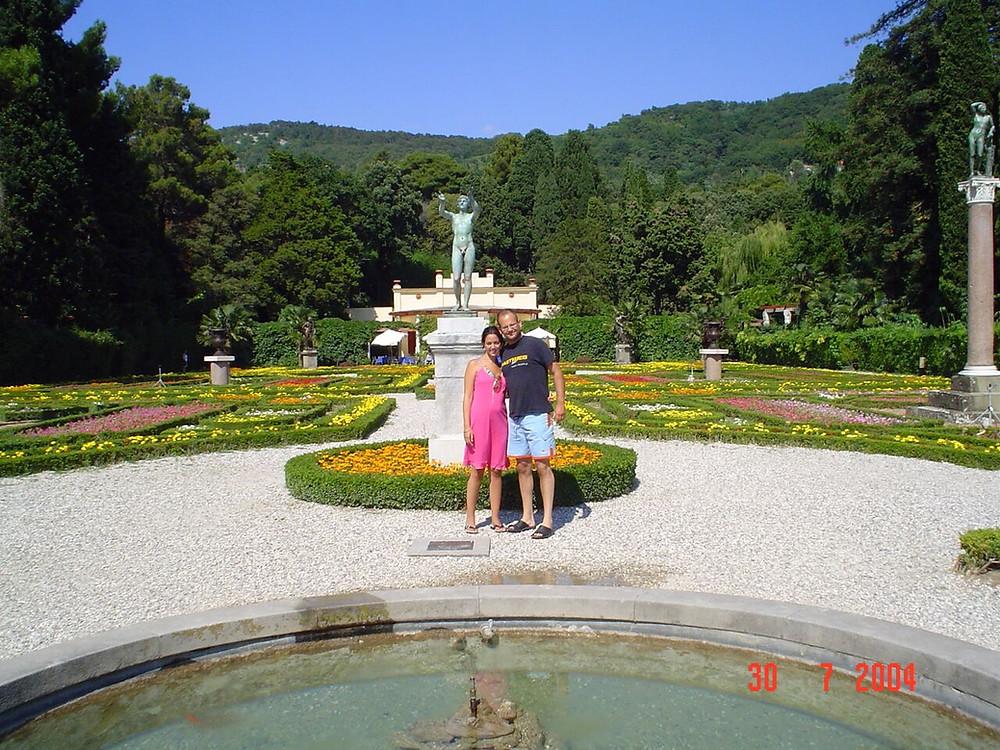 אהבה רומנטית באיטליה