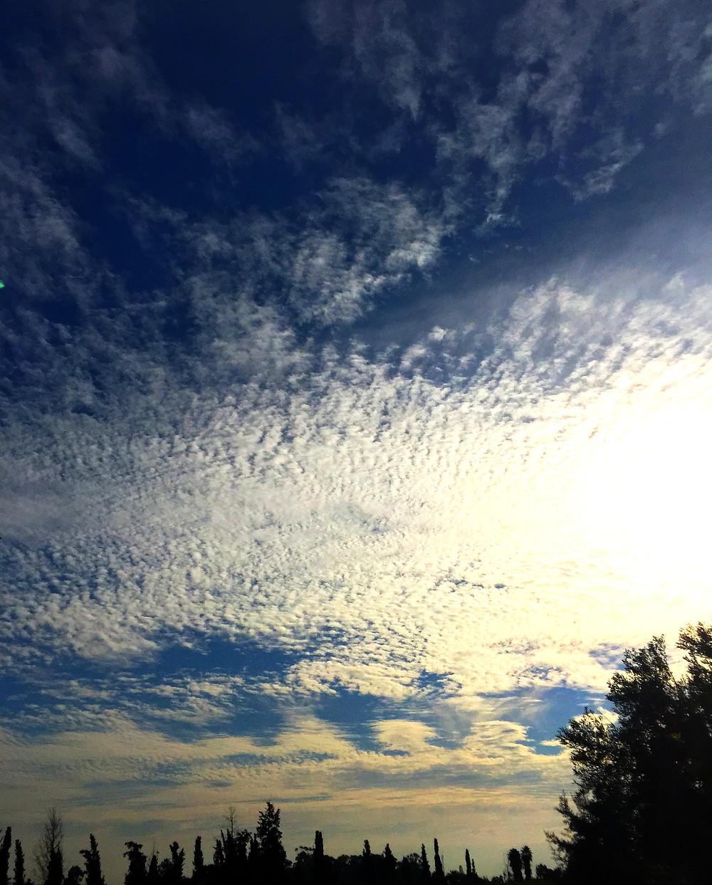 השמיים הם הגבול
