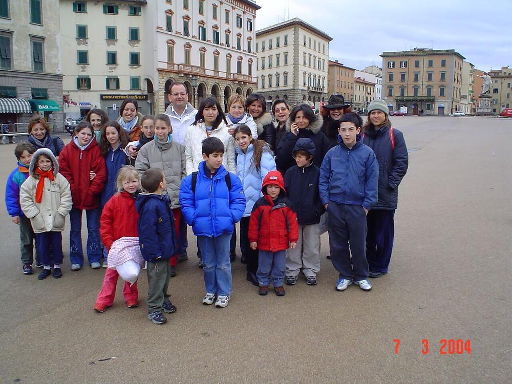 טיול עם ילדי הקהילה