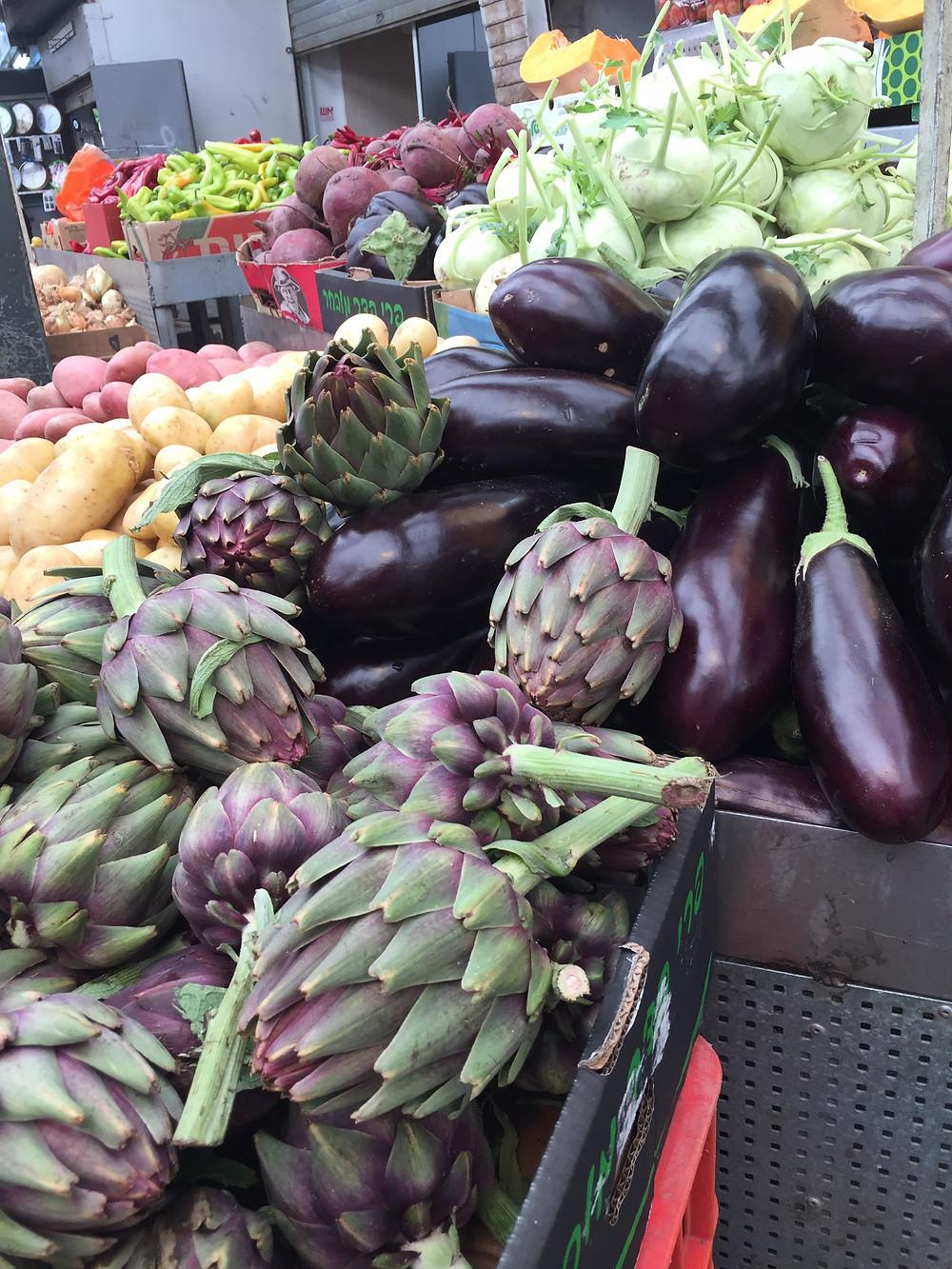 סיור קולנרי בשוק ברמלה