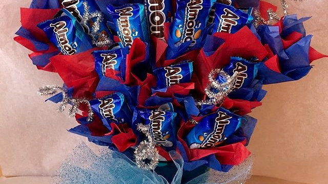 Single Product Candy Bouquets