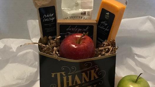 Gourmet Gift Basket Box
