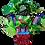 Thumbnail: Minature Candy Bouquets