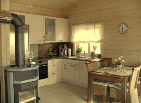 How well are Log Cabins insulated?