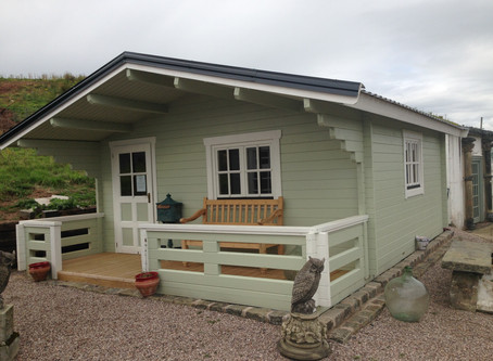 Financing your log cabin