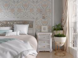 Вид  3 переделка спальня
