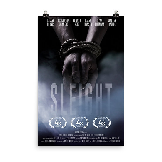 OFFICIAL SLEIGHT MOVIE POSTER