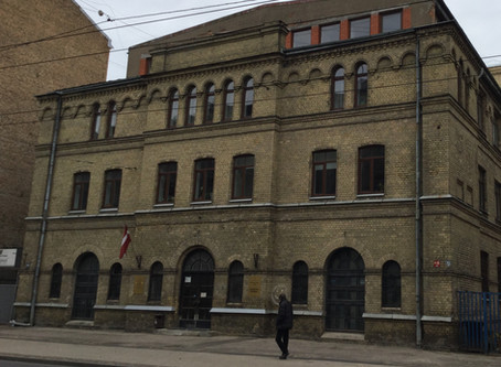July 4: The Day the Synagogues Burned in Riga, Latvia